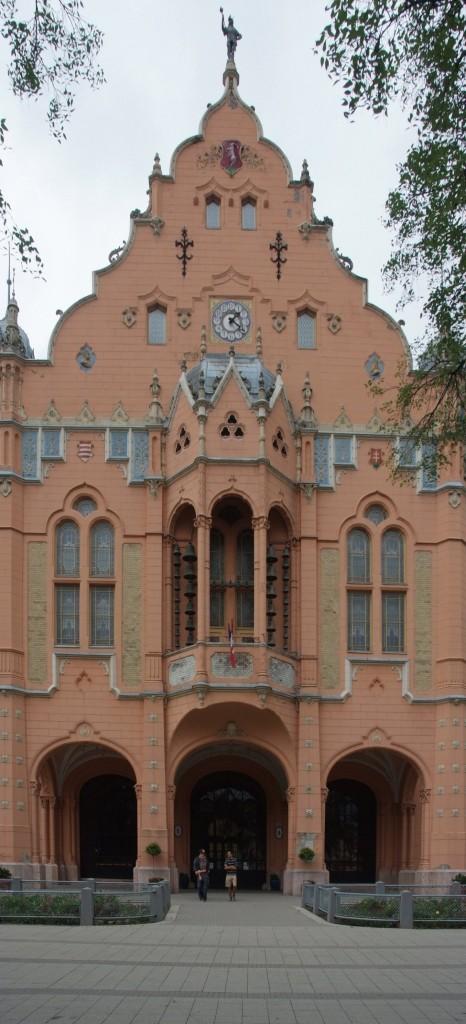 Stadhuis Kecskemet