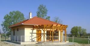 Park bungalow Tiszagyenda